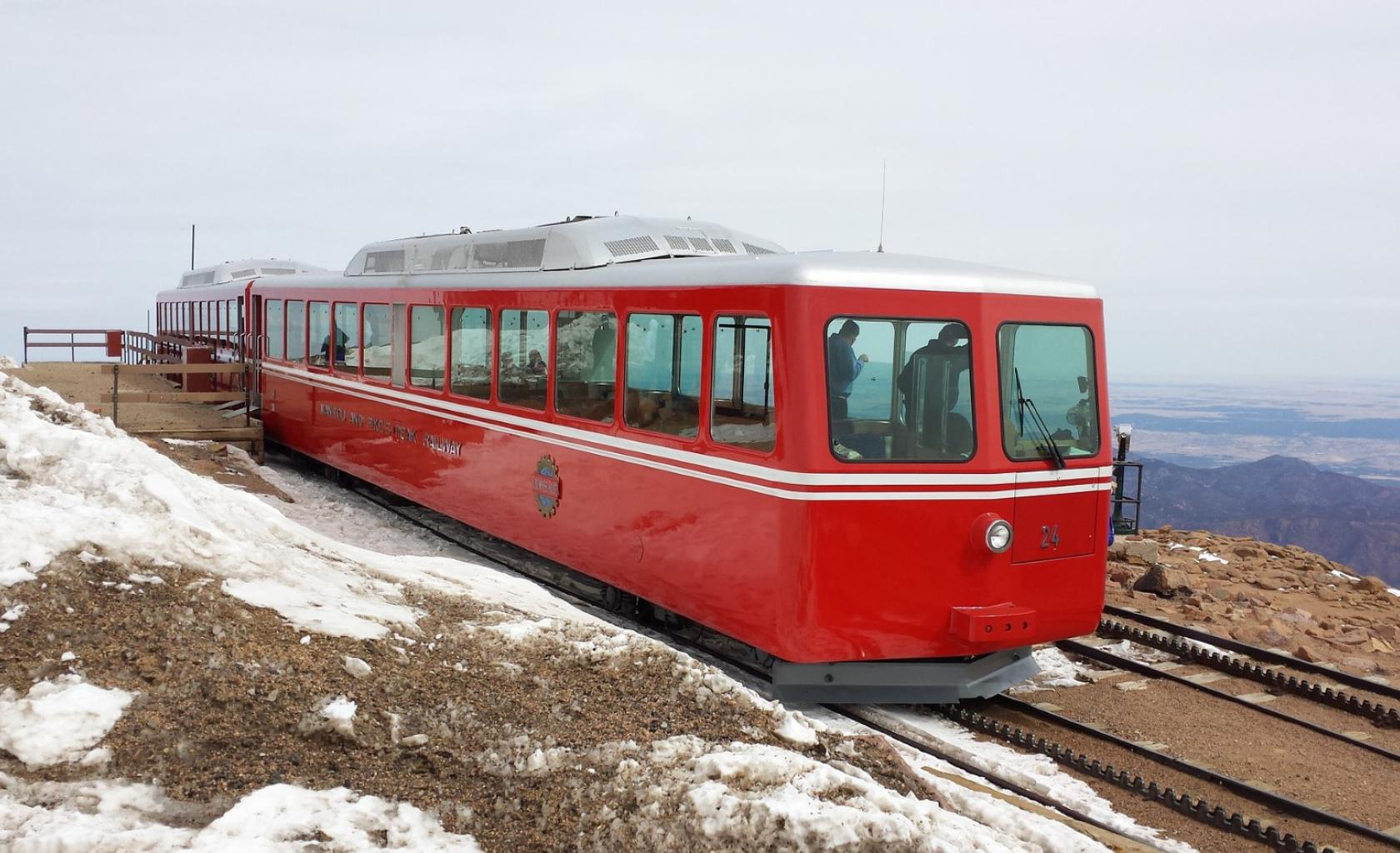 Colorado - Cog Railway