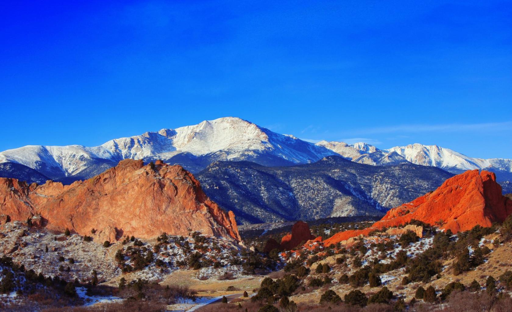 Colorado - Pikes Peak